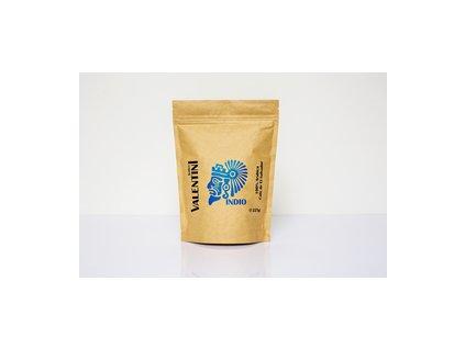Indio 225g zrnk. káva KaffeeValentini