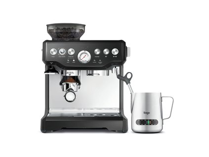 BES875BKS pákové espresso čierne SAGE