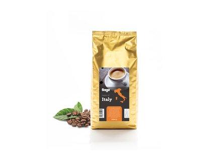 Taste of Italy 1000 g zrnková káva SAGE