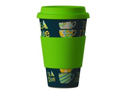Eco Bamboo Cup Čaj zelená BALEV BIO