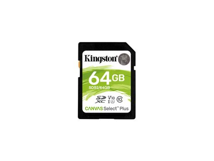 SDS2/64GB SDXC UHS-I KINGSTON