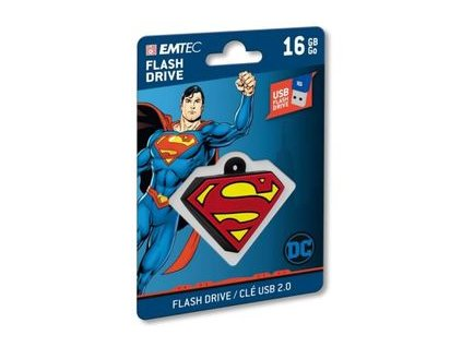 Collector Superman USB 2.0 16GB EMTEC