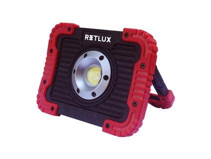 RSL 242 Reflektor 10W prenosný DL RETLUX