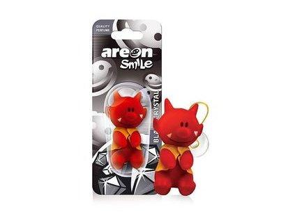 ASB 03 Smile Toy Black Crystal AREON