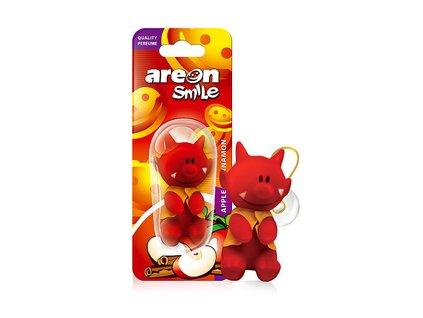 ASB 01 Smile Toy Apple & Cinnamon AREON