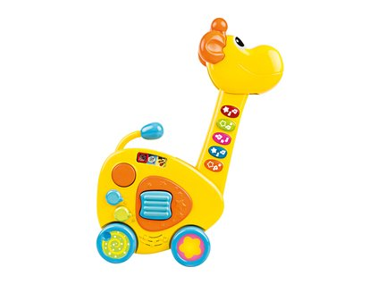 BBT 3530 Detská gitara žirafa BUDDY TOYS