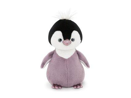 Fluffy tučniak fialový malý ORANGE TOYS