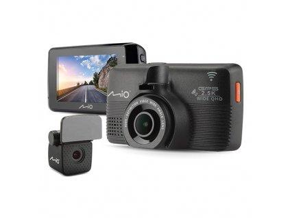 Kamera do auta MIO MiVue 798 WiFi 2.5K QHD DUAL, 2,7'' LCD
