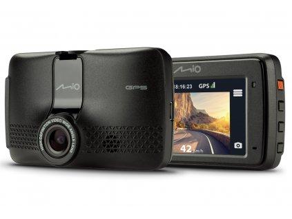 Kamera do auta MIO MiVue 731, LCD 2,7''