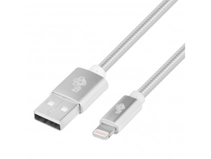TB Touch Lightning - USB Cable 1.5m silver MFi