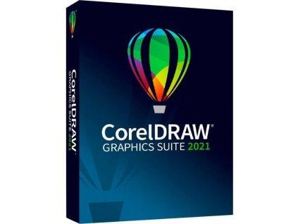 CorelDRAW GS 2021 CZ/PL - BOX