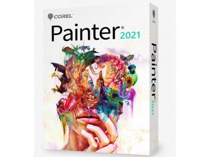 Corel Painter 2021 ML, EN/DE/FR, Box