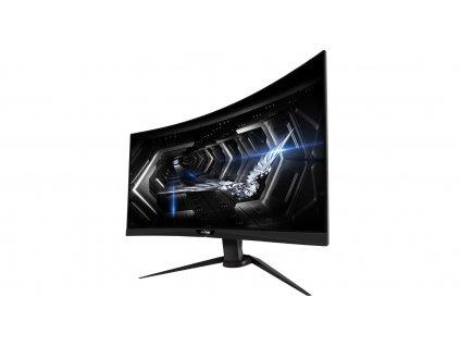 GIGABYTE 27'' AORUS CV27Q Gaming Monitor