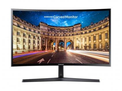 24'' Samsung C24F396, FullHD, VA, 4ms, HDMI, D-Sub