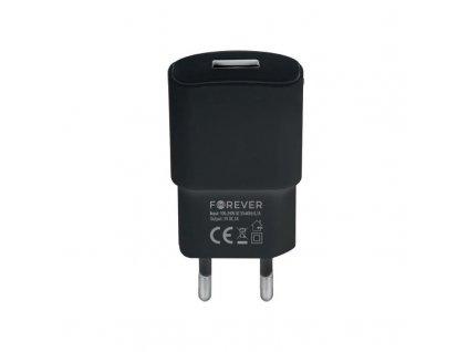 Nabíječka do sítě Forever USB 3A QC3.0 TC-01 černá