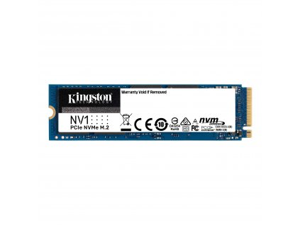 500GB SSD NV1 Kingston M.2 NVMe 2100/1700MB/s