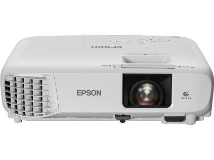 EPSON projektor EH-TW740, 1920x1080, 16:9, 3300ANSI, 16000:1,USB, HDMI, VGA, 12000h durability ECO