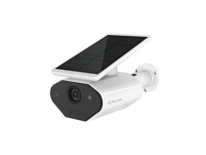Tellur Wifi smart solární kamera 960P, IP65, outdoor, bílá