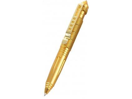 Taktické pero Speero golden (5)