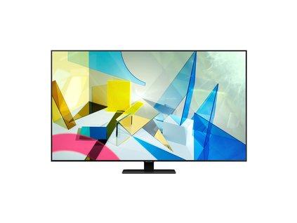 QE85Q80T QLED ULTRA HD LCD TV SAMSUNG