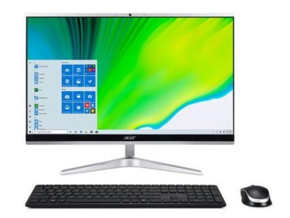 "ACER AIO Aspire C24-1650 - 23.8"" Full HD VA,i3-1115G4@3,00 GHz,4GB,256SSD,UHD Graphics,W10H"