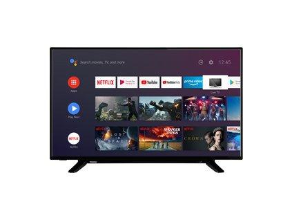 43LA2063DG ANDROID SMART FHD TV TOSHIBA