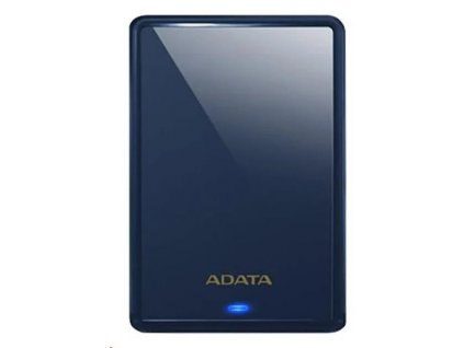 """ADATA Externí HDD 1TB 2,5"""" USB 3.0 DashDrive HV620S, modrá"""