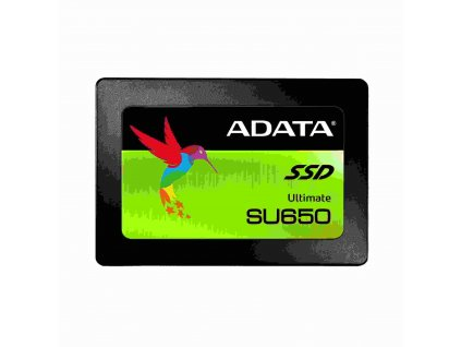 "ADATA SSD 256GB Ultimate SU650SS 2,5"" SATA III 6Gb/s (R:520/ W:450MB/s)"