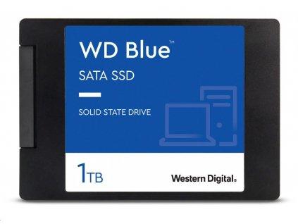 "WD BLUE SSD 3D NAND WDS100T2B0A 1TB SATA/600, (R:560, W:530MB/s), 2.5"""