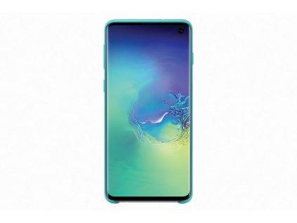 Samsung Silicone Cover S10 Green