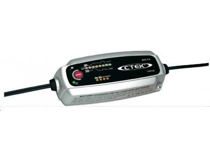 CONRAD Automatická nabíječka autobaterií CTEK MXS 5.0