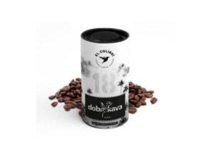 Etiópia 120 g zrnková káva DOBRAKAVA