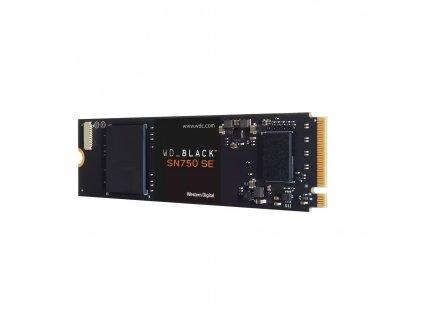 SSD 500GB WD_BLACK SN750 SE NVMe M.2 PCIe Gen4