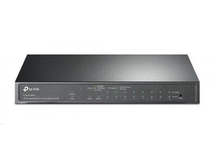 TP-Link TL-SG1210MPE [10portový gigabitový stolní switch s 8 porty PoE+]