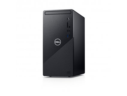 Dell Inspiron DT 3891 i7-10700F/8GB/512GB/DVD/1650-4GB/W10Home/2RNBD/Černý