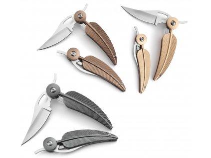KNIVES skladací vreckový nôž Letter LT 100 (1)