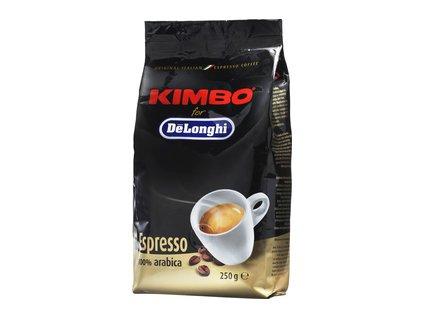 100% ARABICA zrnková káva 250G DELONGHI