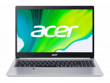 Acer Aspire 5 - 15,6''/R5-4500U/8G/512SSD/Bez OS stříbrný