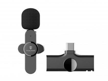 Bezdrátový mikrofon Viking M360/USB-C