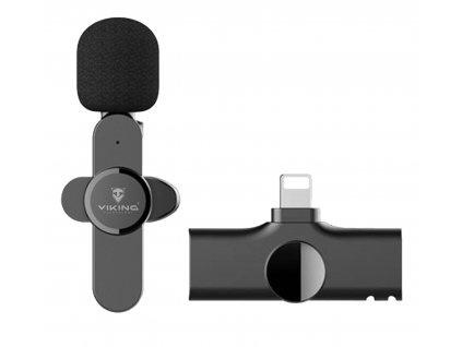 Bezdrátový mikrofon Viking M360/Lightning