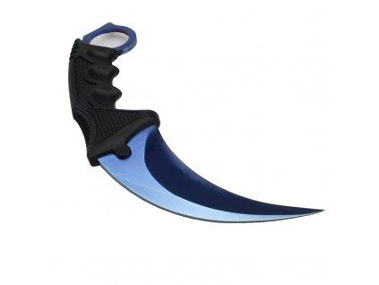 CS GO karambit blue 1