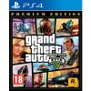 GTA V PREMIUM EDITION hra PS4
