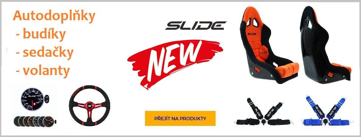 Autodoplňky Slide