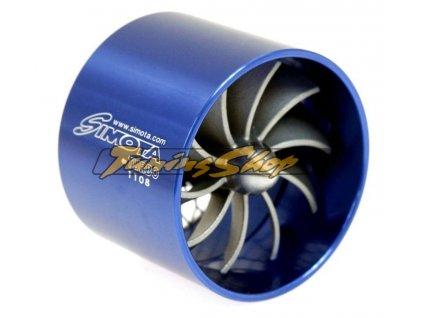 Turbo-ventilátory