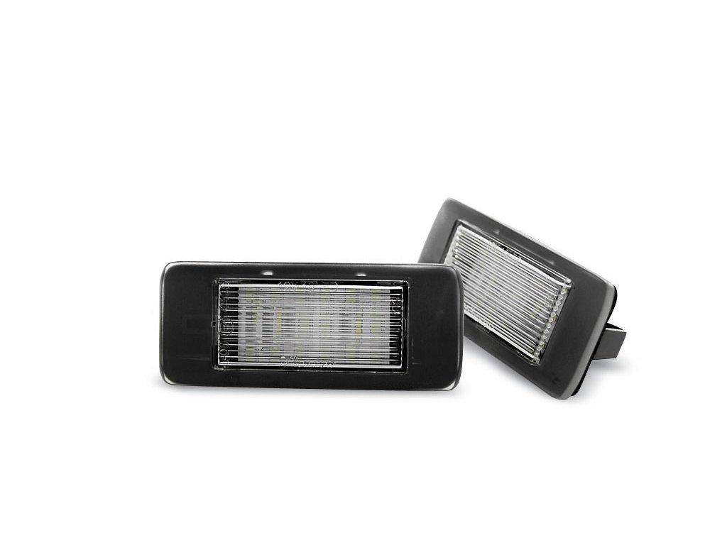 Osvětlení SPZ LED Opel Zafira C 12- / Astra J 10- combi