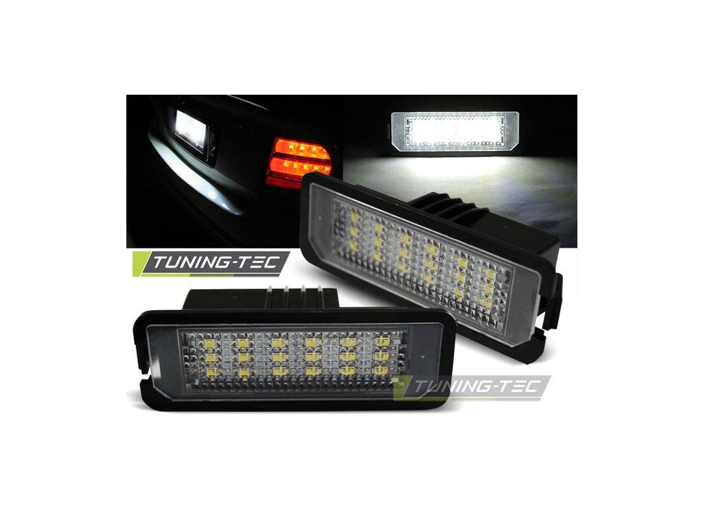 Osvětlení SPZ LED VW Golf V/VI/VII, Scirocco, Passat, CC