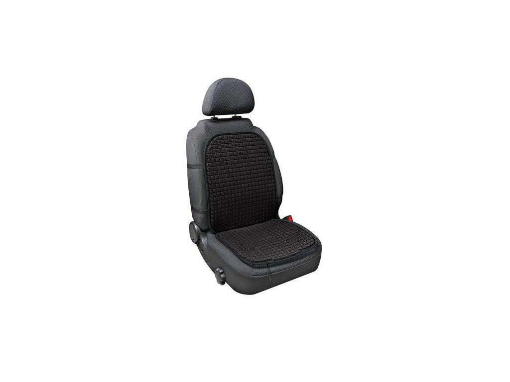 Potah sedadla TAXI-DRIVER černý - odvzdušňovací