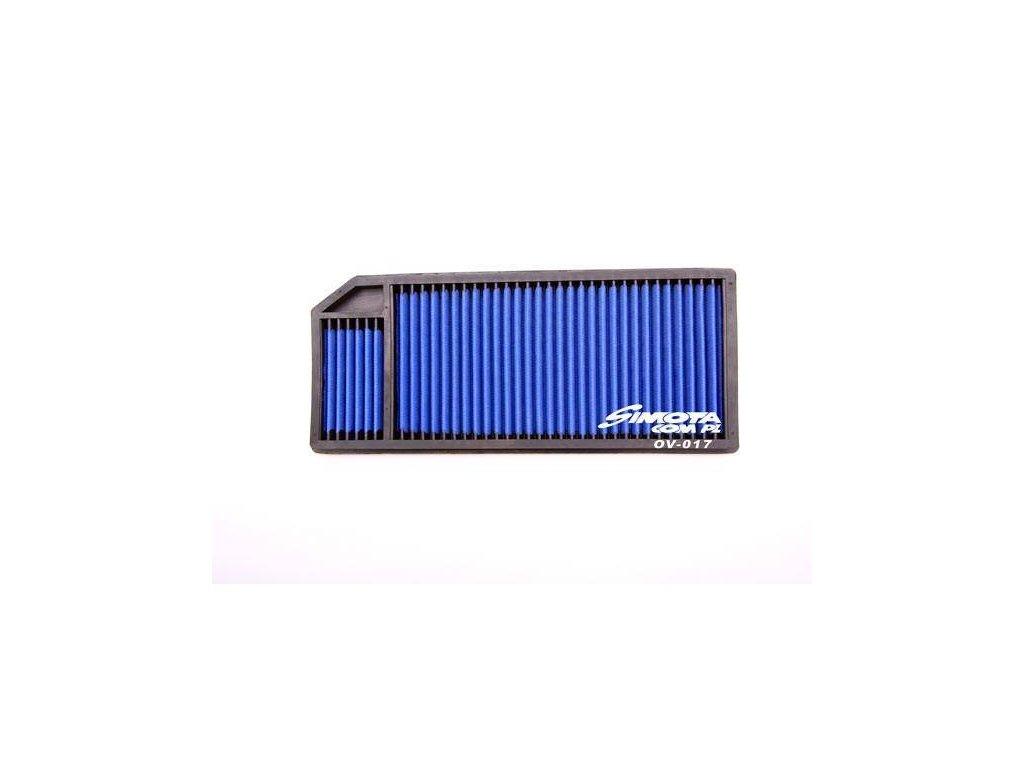 Vzduchový filtr SIMOTA OV017 400x175mm AUDI/SEAT/ŠKODA/VW