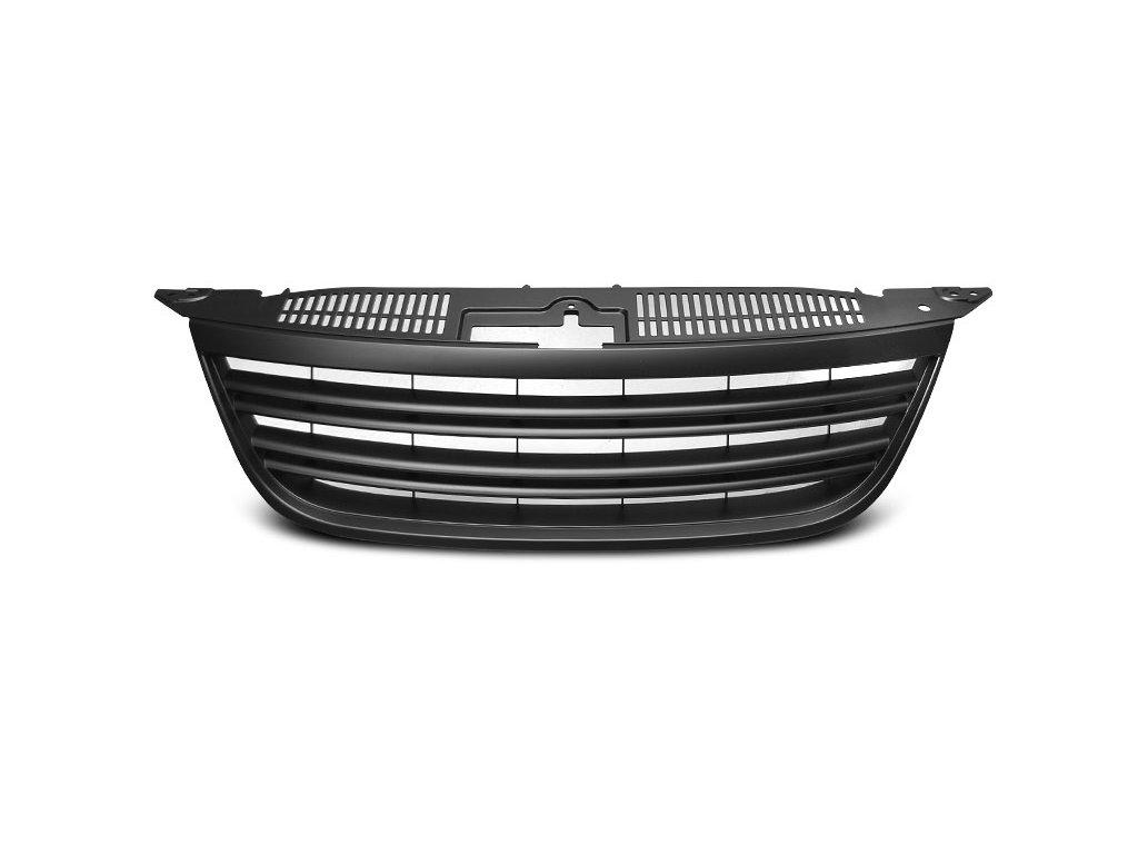 Přední maska VW Tiugan 07-11 matná černá