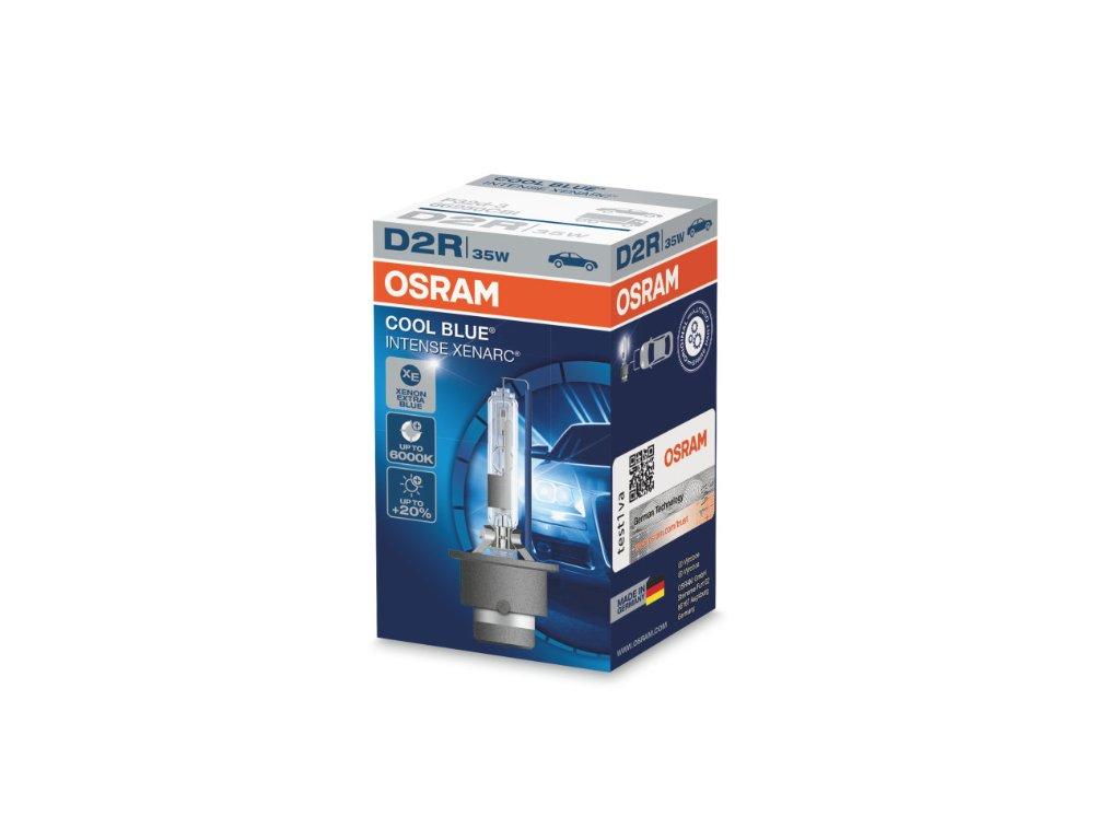 OSRAM Xenonová výbojka 85V 35W D2R P32d-3 CoolBlue Intense